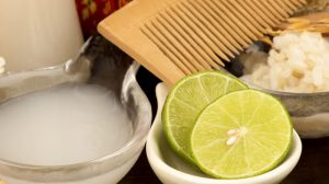 Zitronenkosmetik für Haare – geniale Haarkuren zu Hause