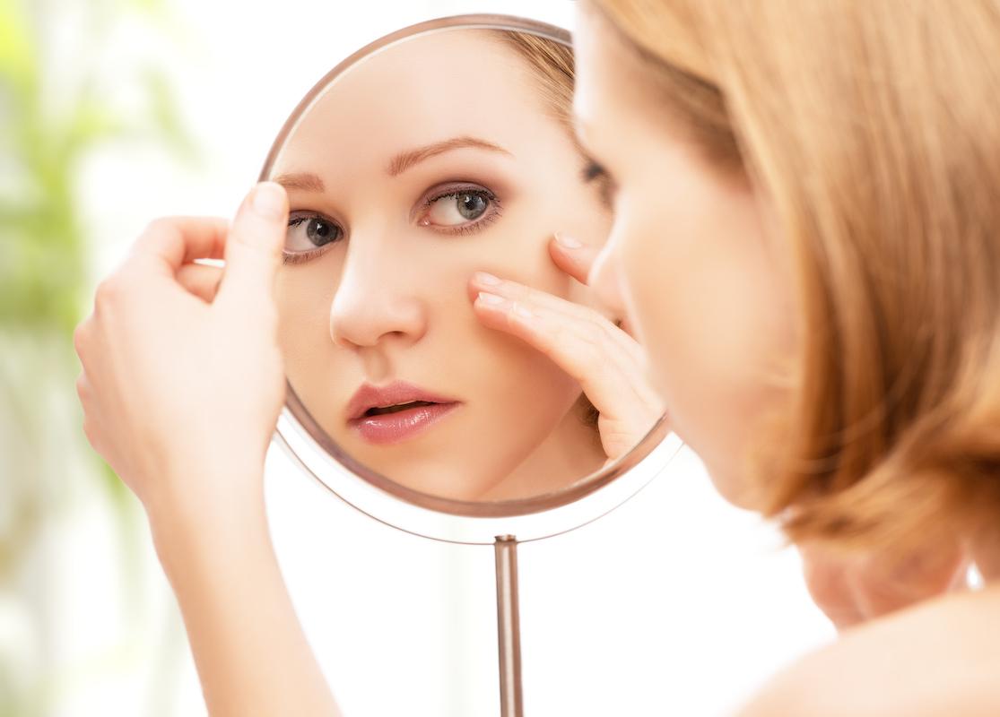 Pflege der empfindlichen Haut
