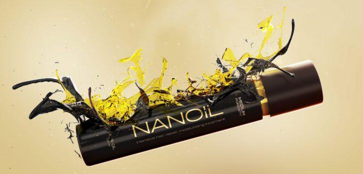 Haaröl Nanoil - ideale Pflege für Ihre Haare